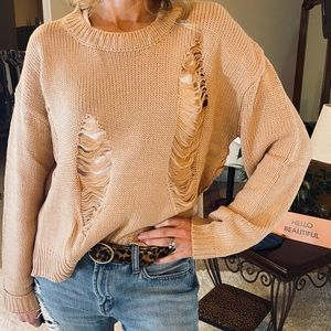 Spiked Cider Sweater